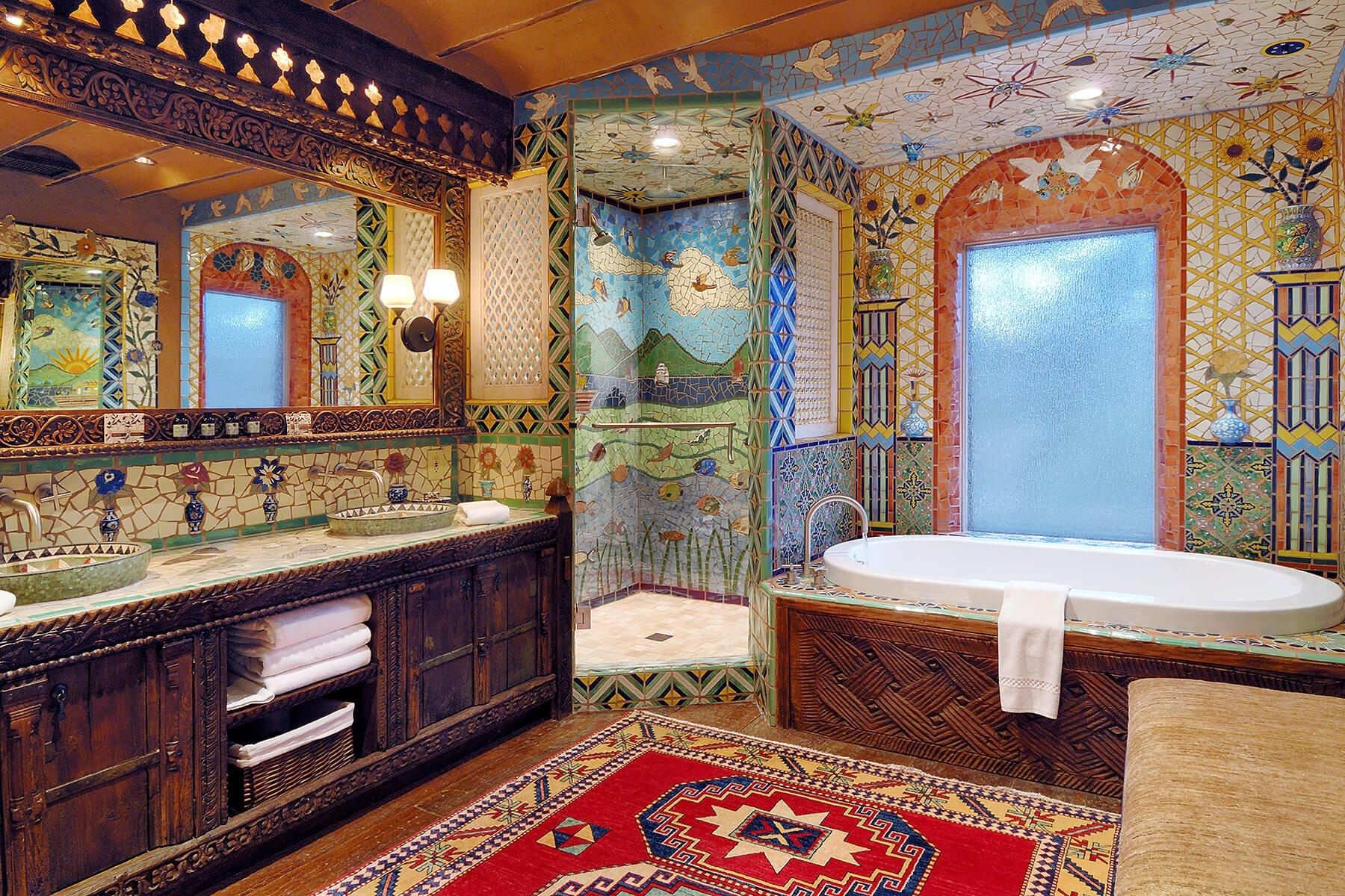Five Graces Premium Junior Suite Citrine Bath