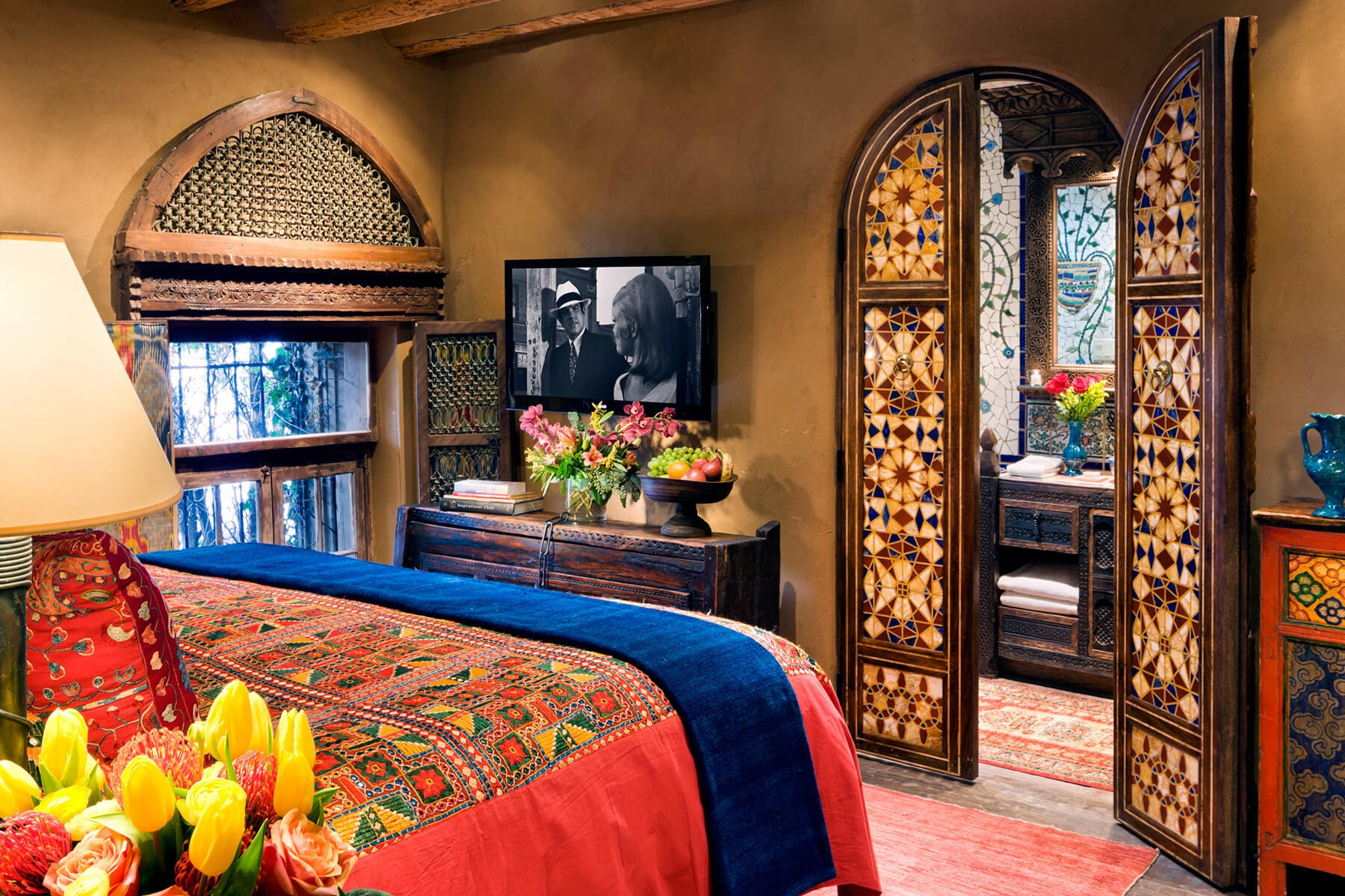 Five Graces Premium Cottonwood Bed