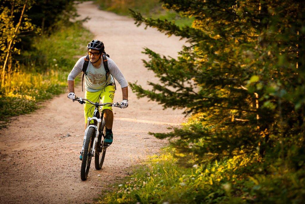 Santa Fe Aspen Vista Biking Five Graces