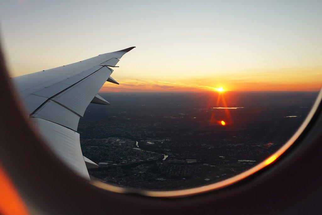 Five Graces Flight