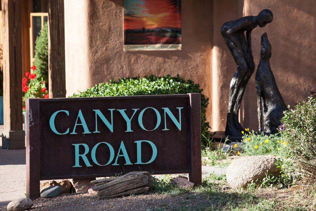 Canyon Road Five Graces