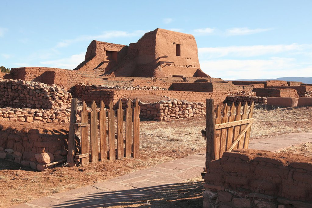 PECOS NATIONAL MONUMENT Santa Fe