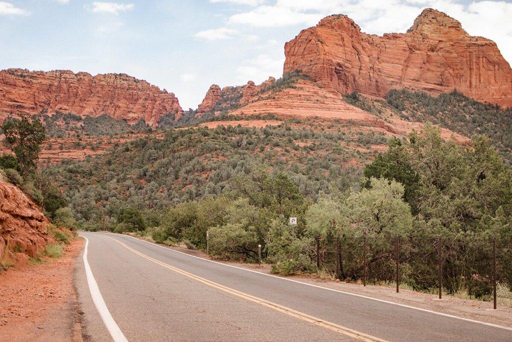 Turquoise Trail Santa Fe