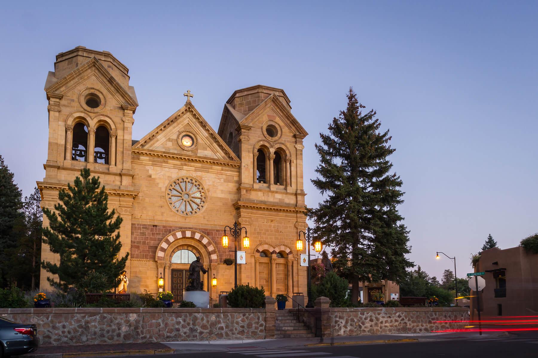 Santa Fe Saint Francis