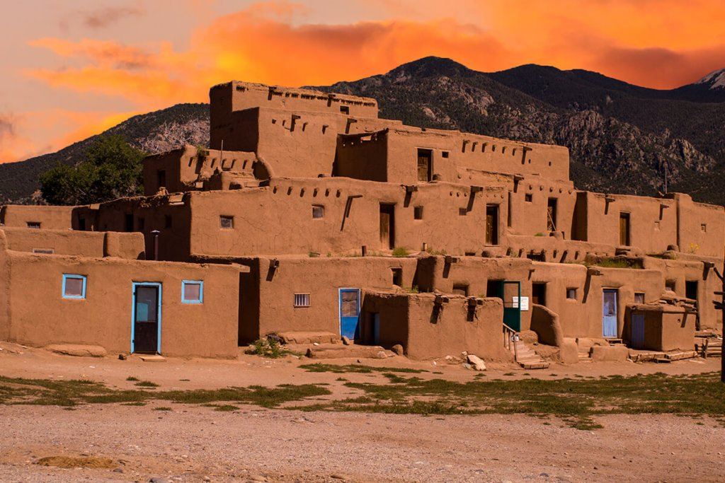 Taos Santa Fe Five Graces Daytrip