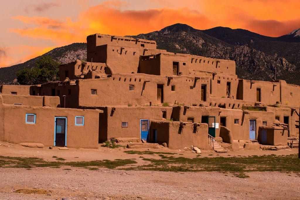 Taos Santa Fe Five Graces Daytrip