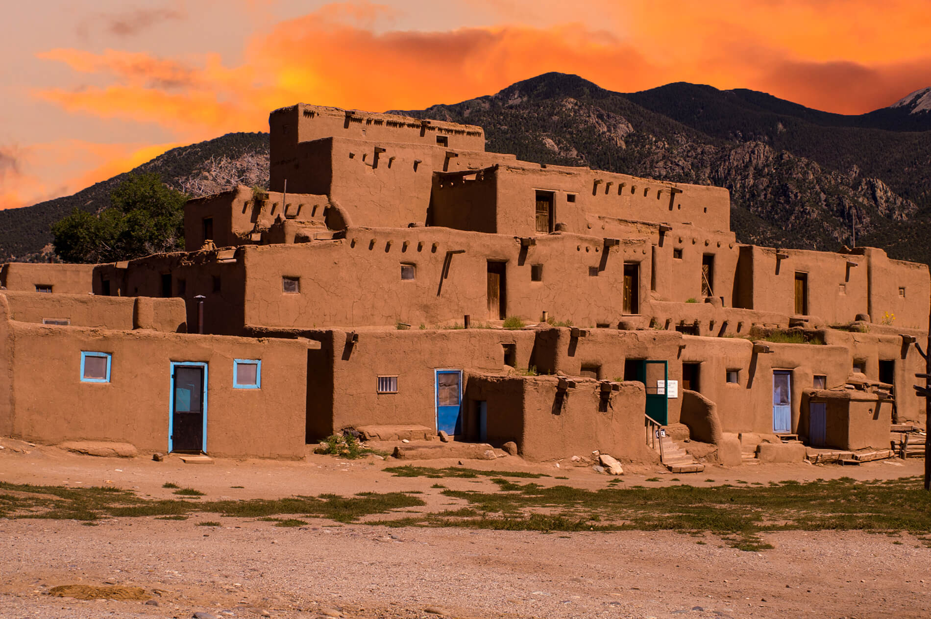 Taos Santa Fe Five Graces