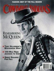 Cowboys Indians Five Graces
