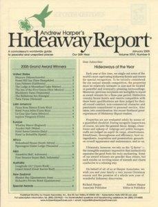 Harpers Report Five Graces