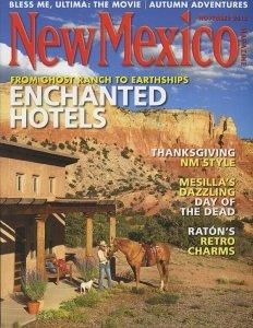 New Mexico Magazine Five Graces