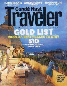 Cone Nast Traveler Five Graces