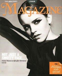 Emma Watson The Times Magazine