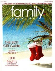 Family Beautiful Five Graces