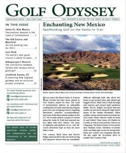 Golf Odyssey September10