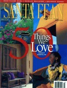 Santa Fean Five Graces