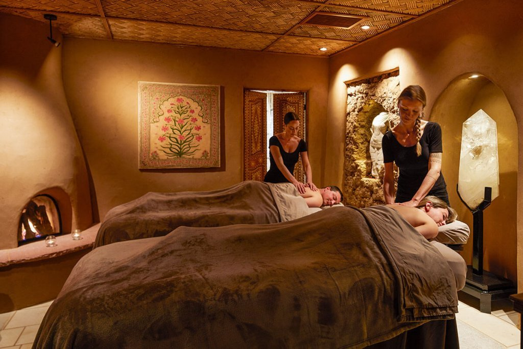 Santa Fe Couple Massage