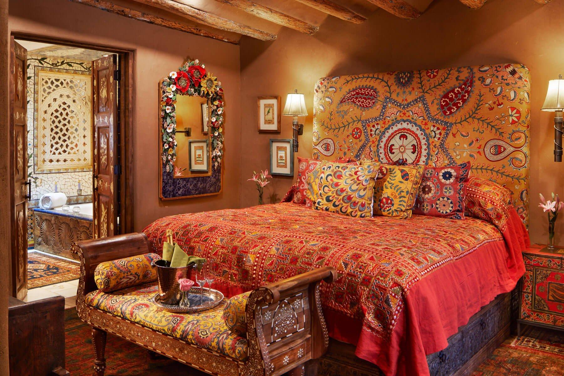 Santa Fe Luxury Hotel